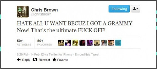 Chris-brown-Grammy-Reaction-Tweet