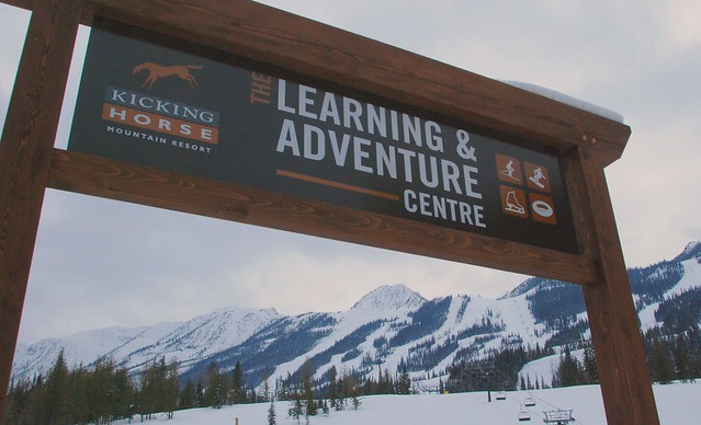 Kicking Horse learning center