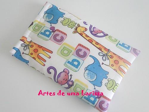 Bolsa Térmica Bichinhos by Artes de uma Larissa