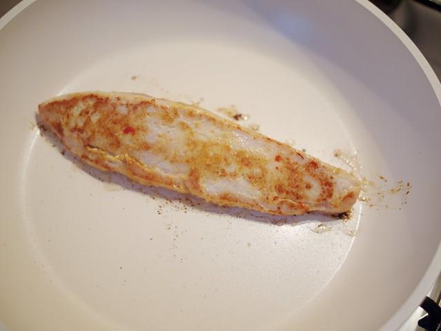 Miso turkey recipe