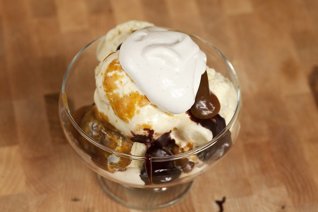 Ultimate Homemade Sundaes