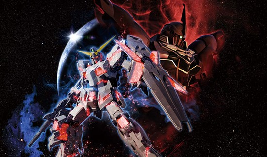 Mobile Suit Gundam Unicorn para PS3 ganha novo trailer