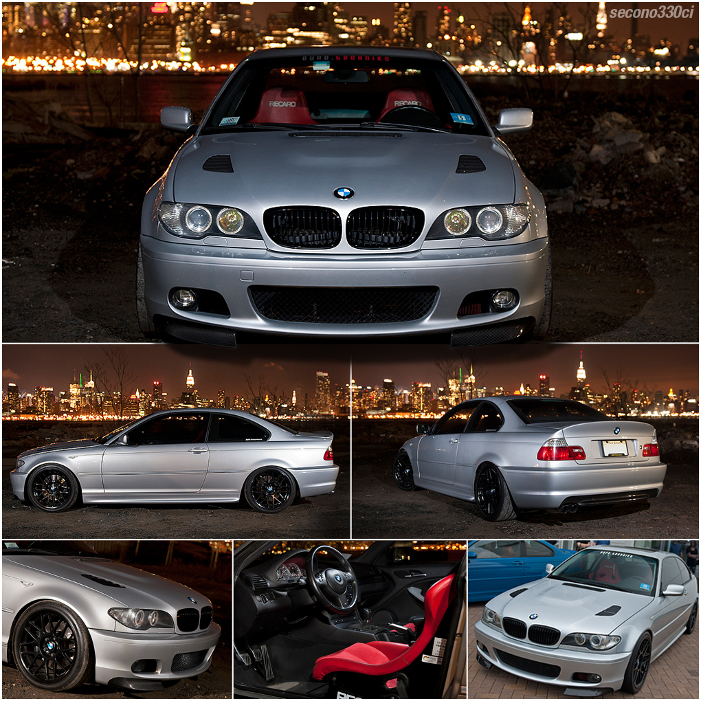 Bmw Zhp Wheels: 2010-11 COTY -- Best E46 (non-M) Coupe/Vert