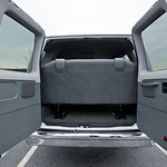 15-Passenger van with no seats removed
