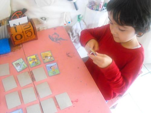 El juego de los verbos