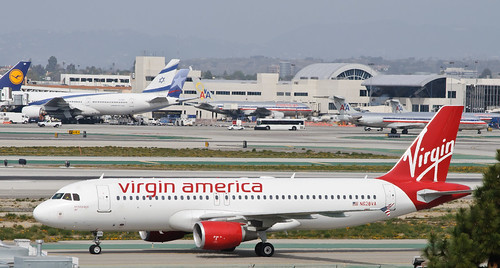 Virgin America - N628VA