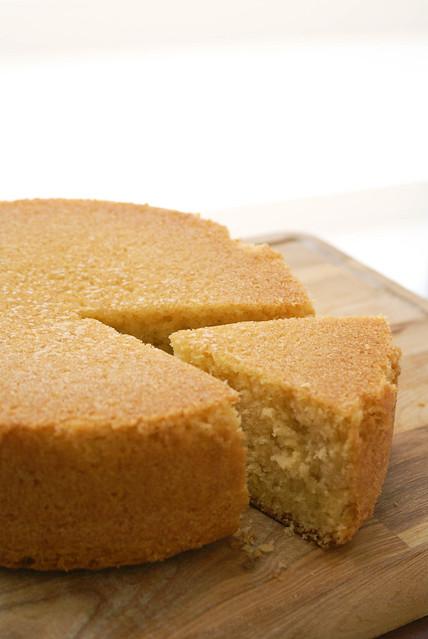 Basic Vanilla Sponge Cake1