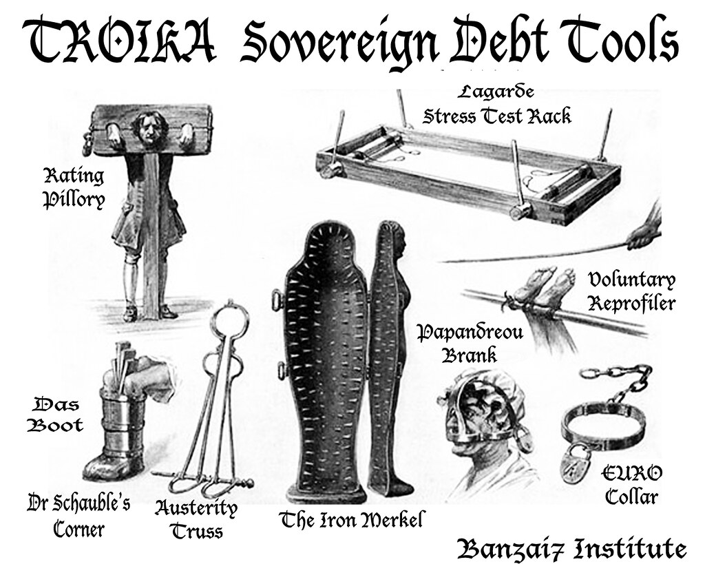 TROIKA SOVEREIGN DEBT TOOLS (FINAL)