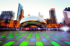 Cloud Gate by jnhPhoto