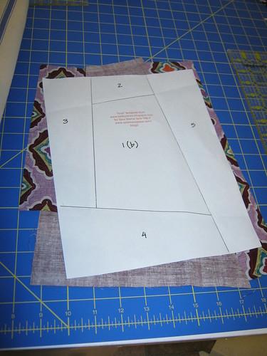Paper Piecing start...