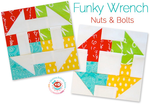 Funky Wrench - Nuts & Bolts (blocks)