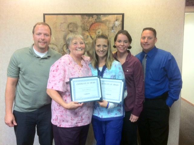 Idaho Nurses save one of their own