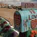 03-18-12: Salvation Mountain Mailbox