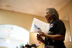 Women for Obama House Party–Garner, North Carolina, February 22nd, 2012