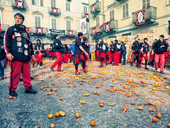 Storico Carnevale di Ivrea - 07