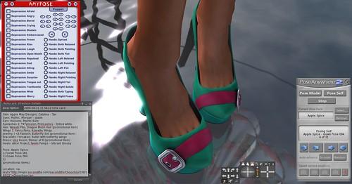 HUD Shoe Shot