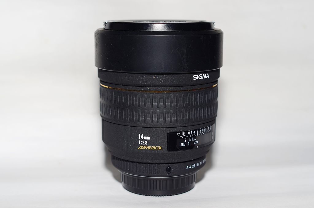 Sigma 14mm F2.8 EX Aspherical