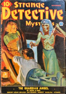 139b Strange Detective Mysteries (Canada) Nov-1943 Prince of Corpse-Makers by E. Hoffmann Price