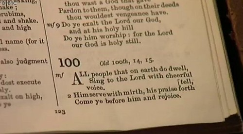 psalm 100 scottish metrical