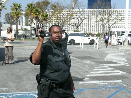 LAPD Video Unit.