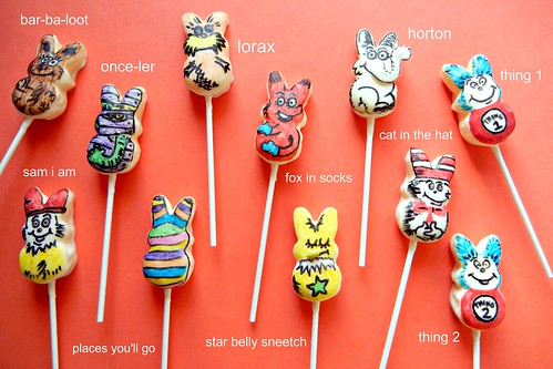 dr seuss pops