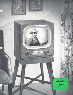HALLICRAFTERS Television and Radio Dealer Sales Portfolio (USA 1951)_13