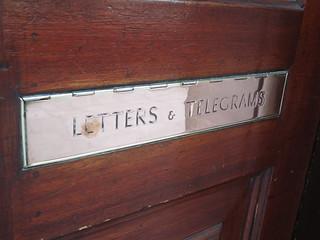 & Telegrams