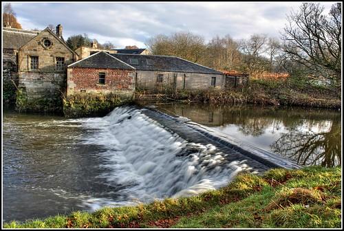Pollok Weir