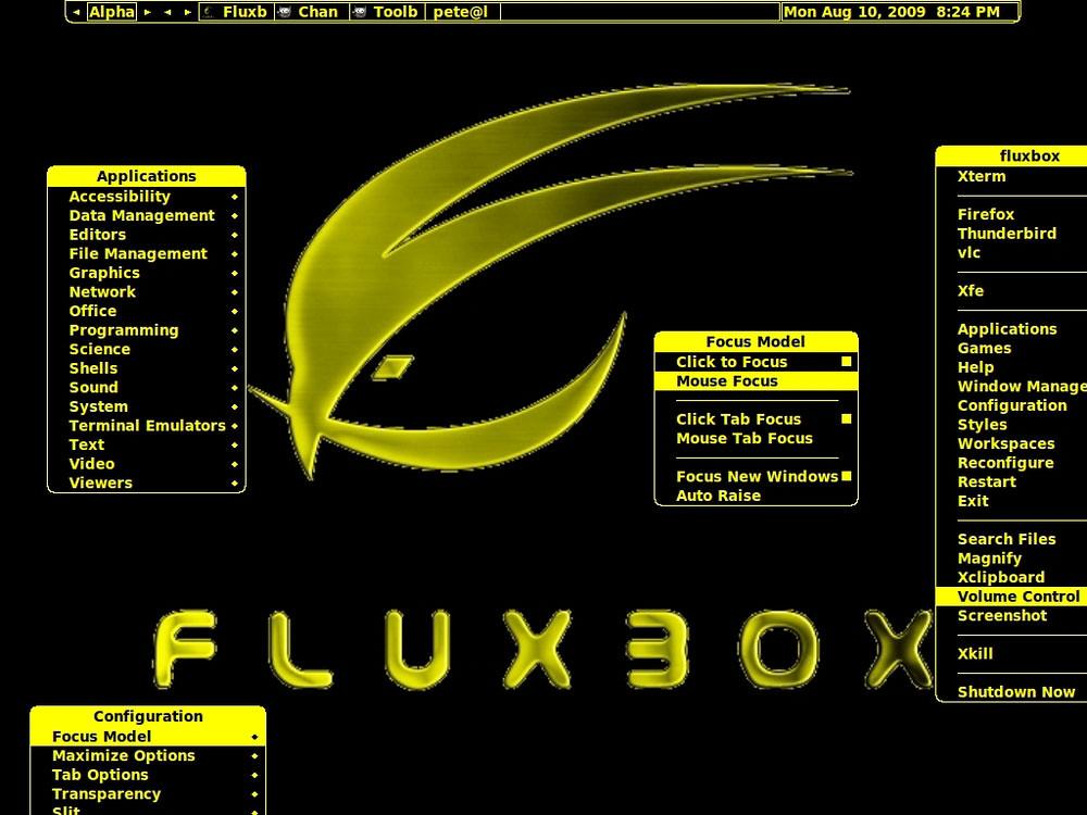 Install Fluxbox Desktop on Ubuntu 12 04/11 10/11 04/any