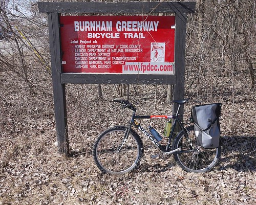 Burnham Greenway and 159th ST