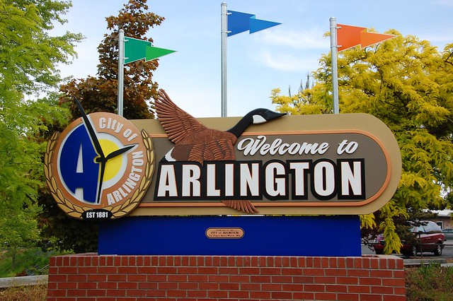 Welcome to Arlington