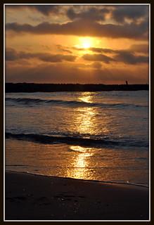 תמונה של Platja de Vistavella. españa sol playa amanecer comunidadvalenciana lapobladefarnals