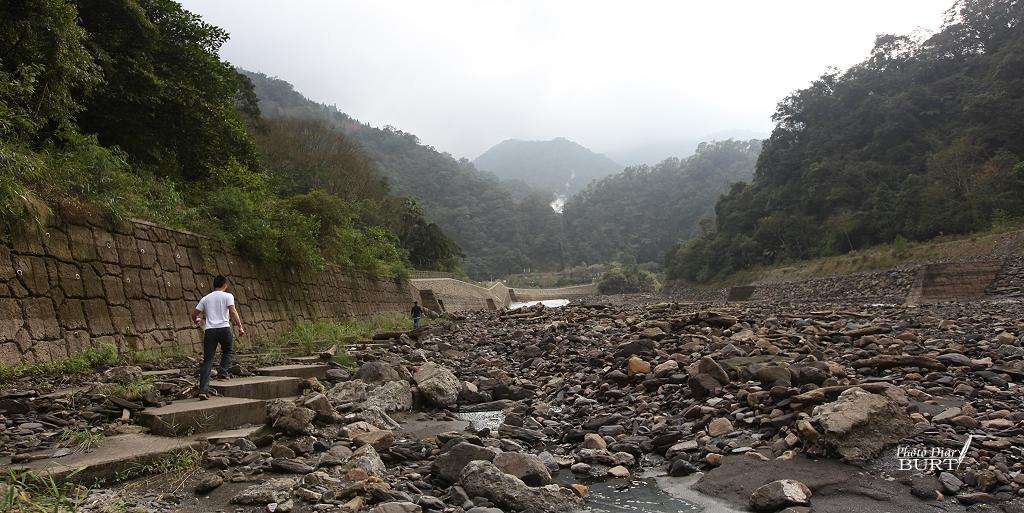 和鳩之澤距離不遠的多望溪溫泉