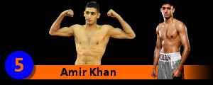 Pictures of Amir Khan
