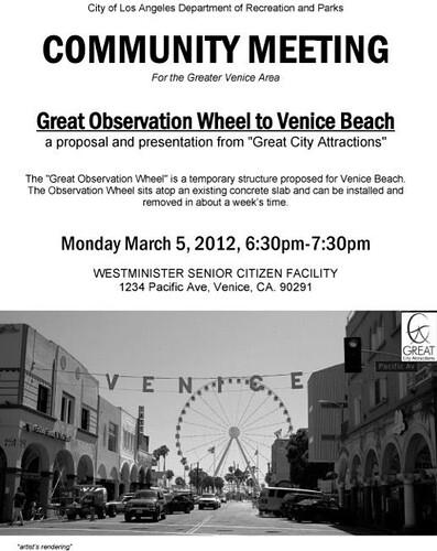 Venice Beach Observation Wheel