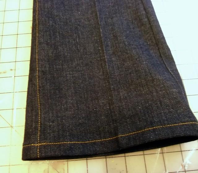 Clover Jeans - Hem & Flare
