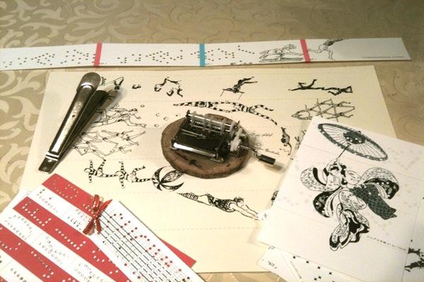 PLAY FOR TOHOKU 〜遊びを東北へ!紙巻き式オルゴールを贈ろう〜14