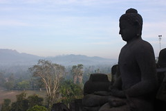 Borobudur, Buddha