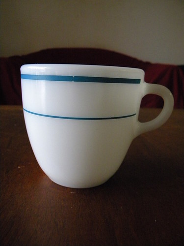 Blue Band Coffee Mug