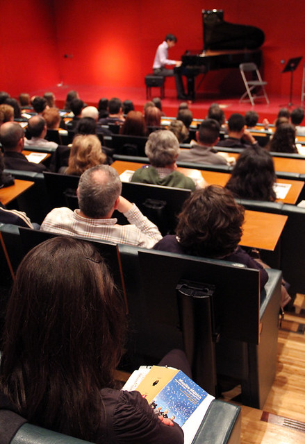 FESTIVAL MUSIKA MÚSICA BILBAO 2012 - SOLISTAS Y GRUPOS DE CÁMARA DEL CONSERVATORIO DE LEÓN -