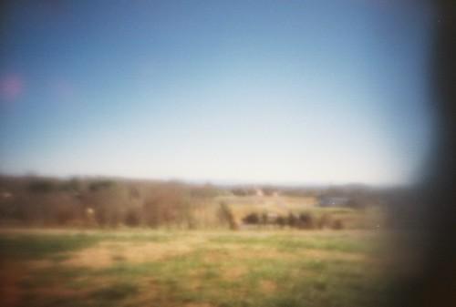 pinhole landscape