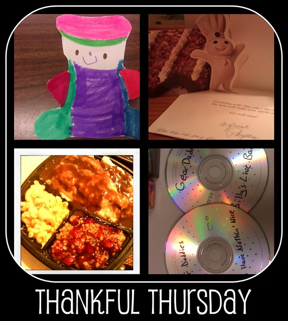 Thankful Thursday March