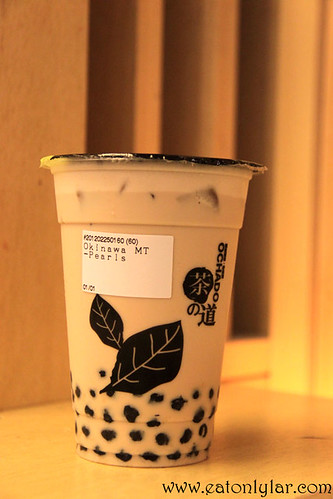 Okinawa Milk Tea, Ochado