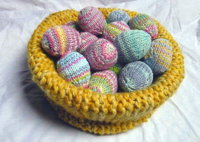 Knitting Easter Eggs : Knitted easter eggs flickr photo sharing