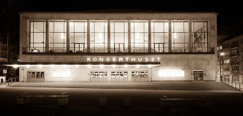 Konserthuset by kejsardavid