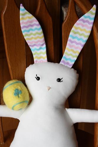 Clover the bunny