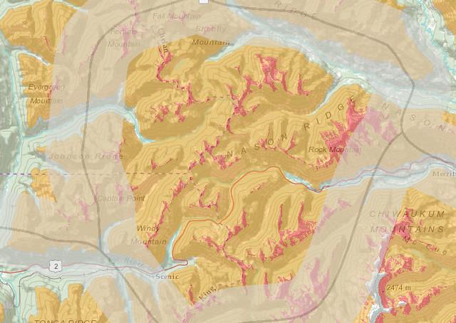 NWAC map 3-13