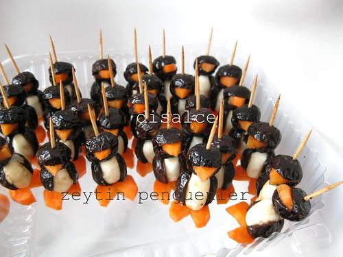 zeytin penguenler