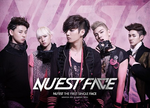 NUEST   Face (2012) (MP3) [Single]