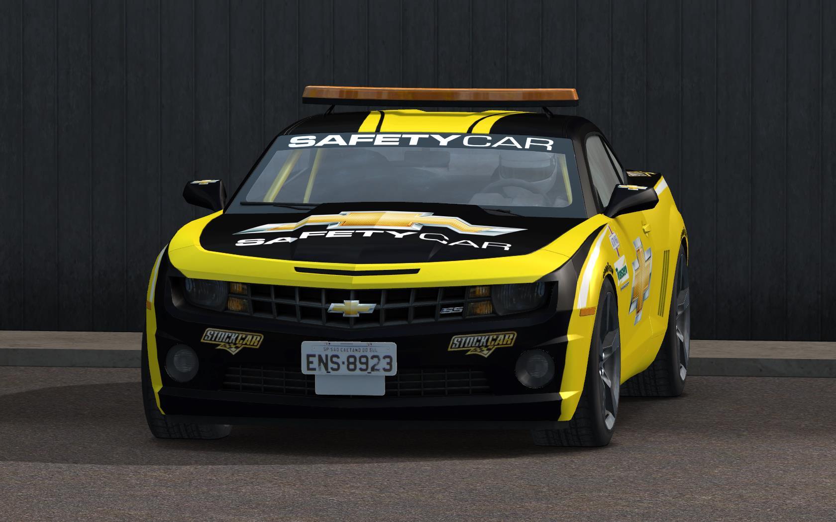 F  Game Saftey Car